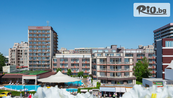 Сл.бряг, МПМ Хотел Орел 3* #1