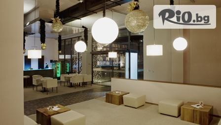СКИ и СПА почивка в Банско! Нощувка със закуска и вечеря + басейн и СПА на цени от 49.50лв, от Хотел Ривърсайд 4*
