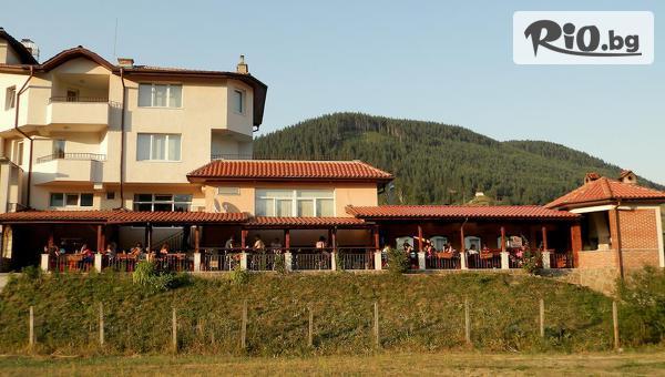 Прохладна почивка в Родопите до края на Август! Нощувка със закуска, от Хотел Дейзи, Борино