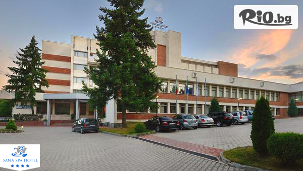 Хотел Сана СПА
