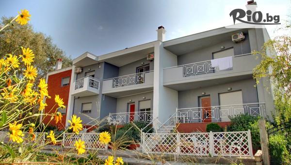 На море в Керамоти, Гърция до 15 Май! 5 нощувки в апартамент /от 2 до 6 възрастни/ в Keramoti Vacations Apartments, от StayInn