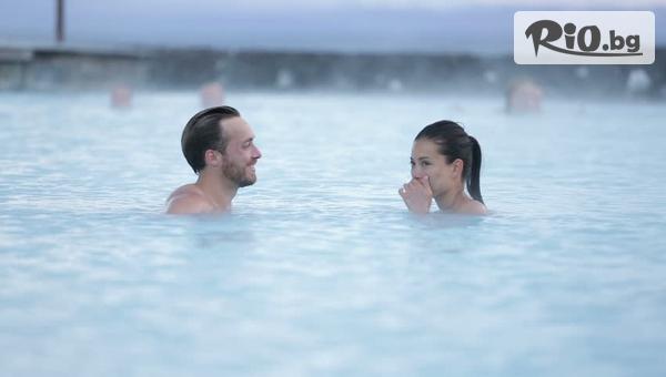 Цял ден неограничено ползване на термален минерален басейн + джакузи, от Хотел Иванчов хан 3*, Св. Св. Константин и Елена