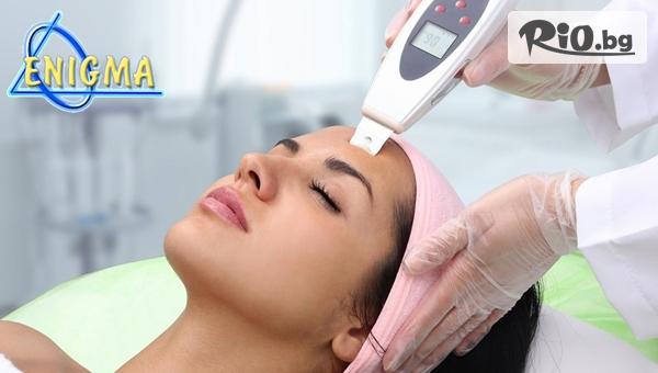 Ултразвукова шпатула за лице