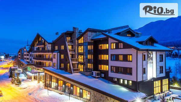 СПА и Ски почивка в Банско през Януари! 2, 3, 5 или 7 нощувки със закуски и вечери в сграда Пирин Хаус LUX + СПА и вътрешен басейн, от Терра комплекс 4*