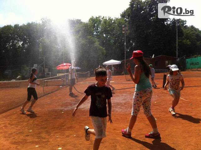 Тенис кортове Раковски Галерия #11