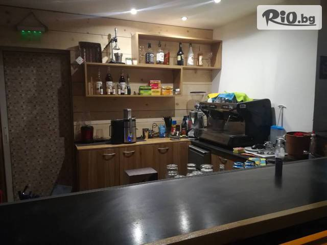 Кафе-бар БарКод Галерия #1