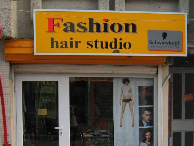 Fashion hair studio Schwarzkopf Галерия #1