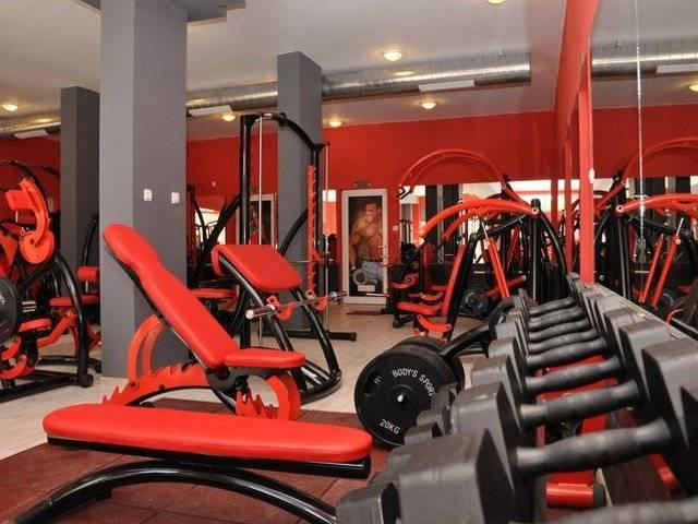 Фитнес клуб Monster Gym Галерия #2