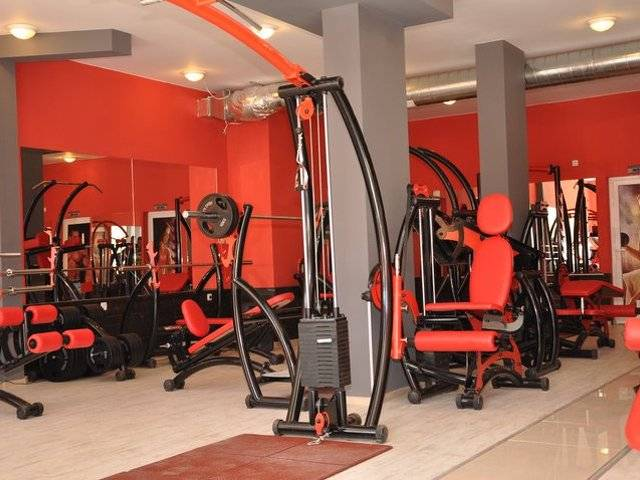 Фитнес клуб Monster Gym Галерия #3