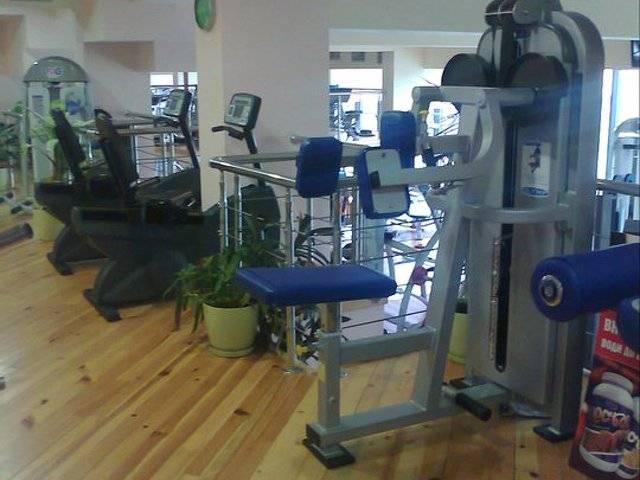 фитнес салон Галерия #4