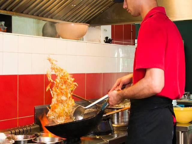 Fast Food China Expres Галерия #5