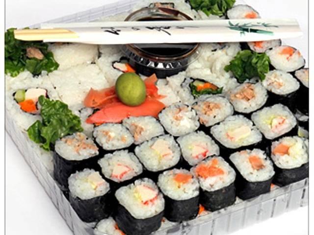 саит за суши Галерия #1