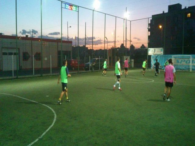 ХЕРЕС -футболно игрище, автомивка Галерия #4