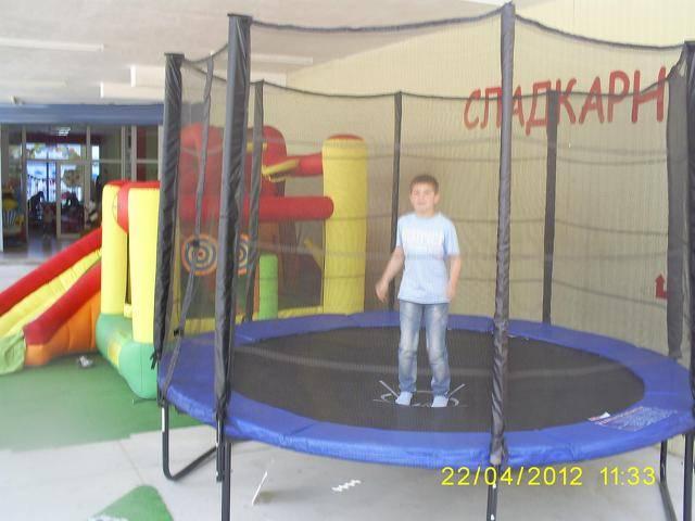 детски парти център Галерия #1