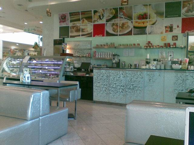 Кафе-Сладкарница Mado Мall Varna Галерия #6