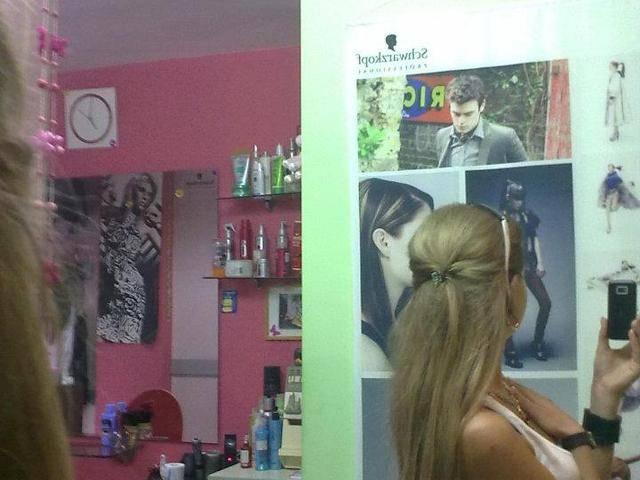 Fashion hair studio Schwarzkopf Галерия #3