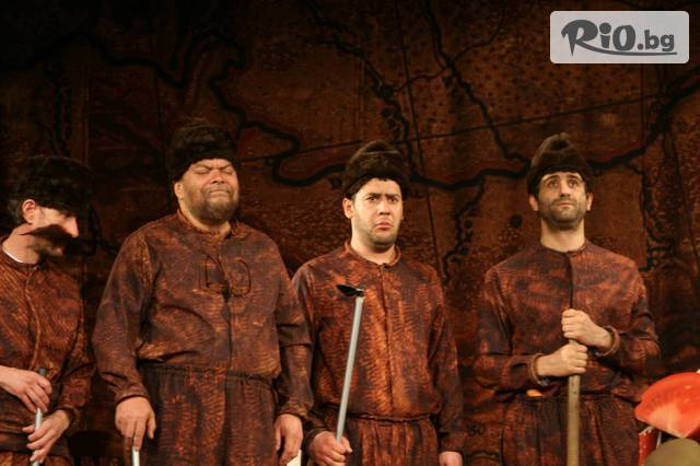 Театър Зад канала Галерия #4