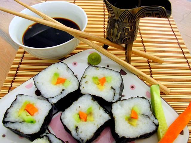 Super Sushi Галерия #1