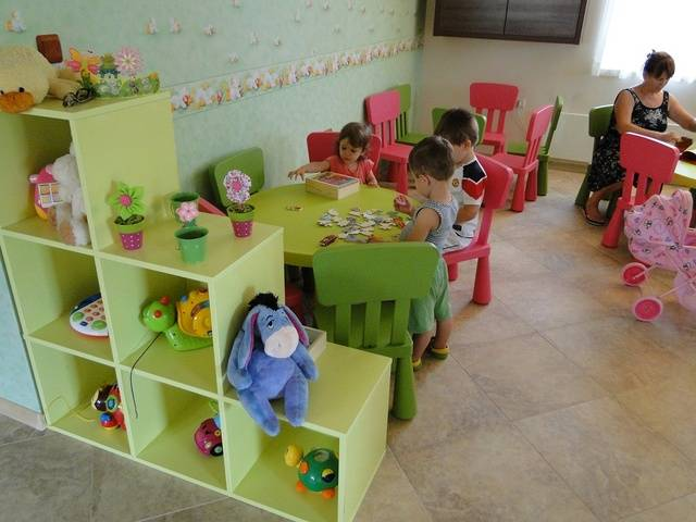 еко- детски център Галерия #4