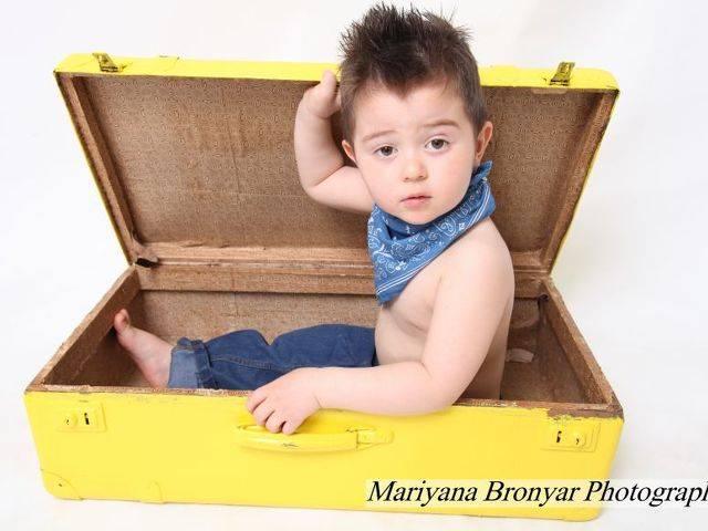 Детско фото студио Марияна Броняр Фотографи Пловдив Галерия #1