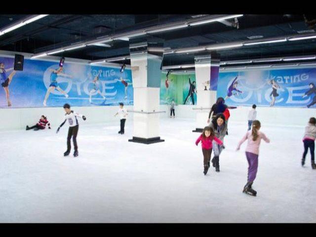 ЛЕДЕНА ПЪРЗАЛКА - G-ICE Галерия #3