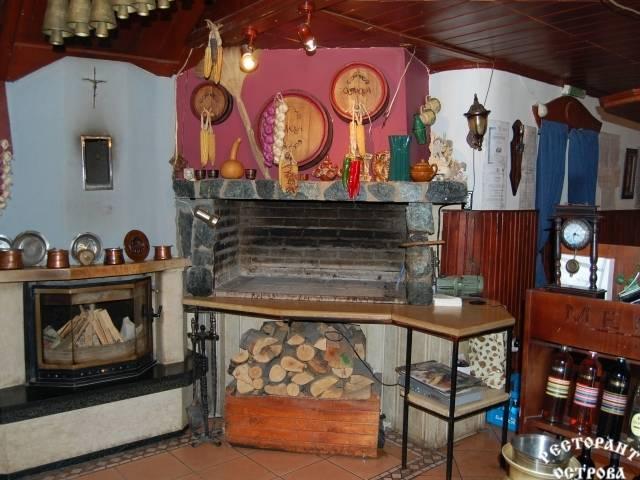 Ресторант Острова Галерия #15