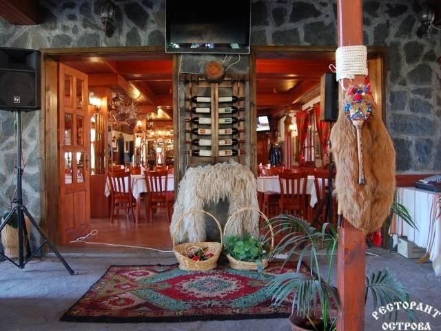 Ресторант Острова Галерия #14
