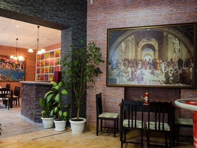 ресторант и пицария Галерия #1