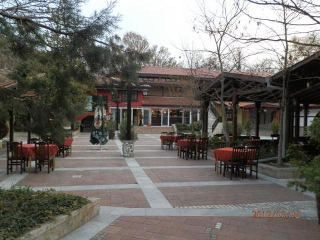ресторант - градина