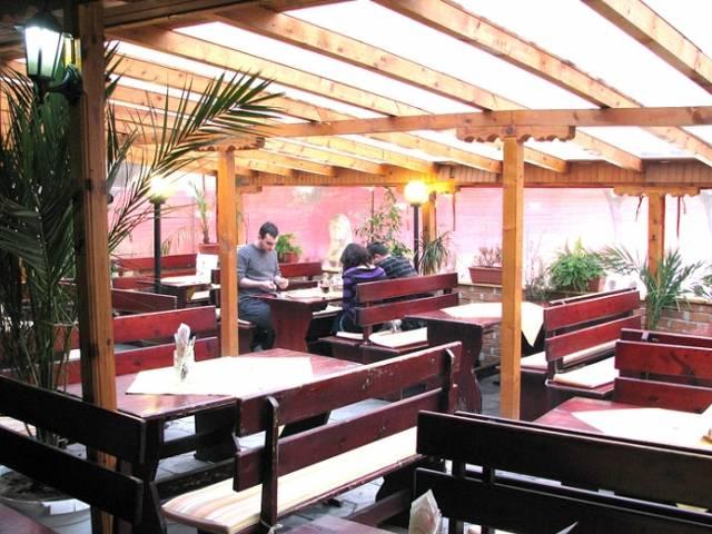 Ресторант Кравая Галерия #1