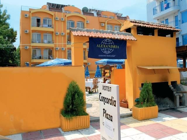 Хотел М2 Приморско Галерия #1