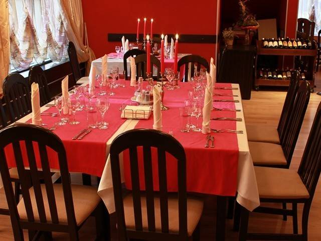 ресторант Реал Галерия #4