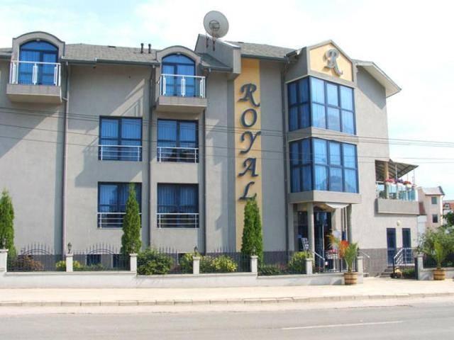 Хотел Роял 3*, Несебър Галерия #2