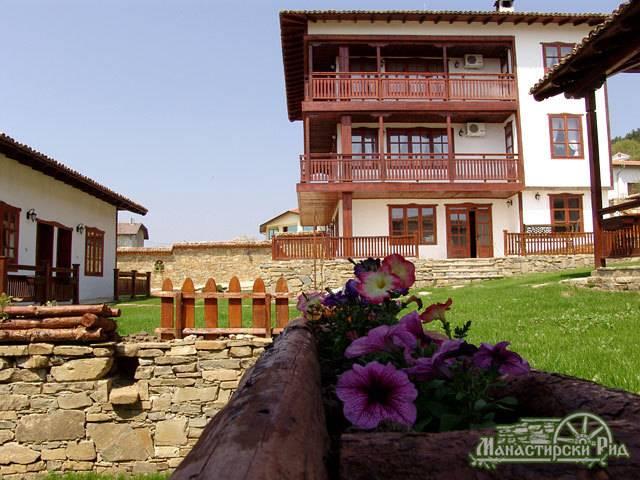 Хотели Реджина , Манастирски рид Галерия #1