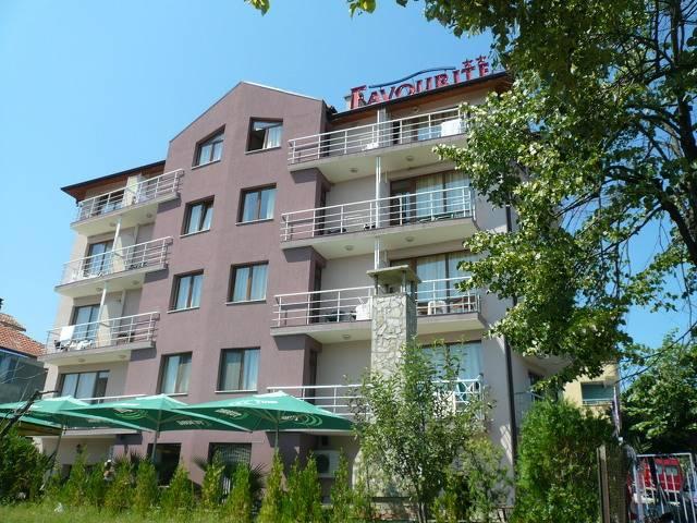 хотел Фаворит Галерия #1