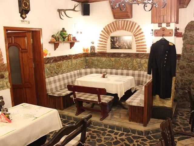Ресторант Русские блины Галерия #5