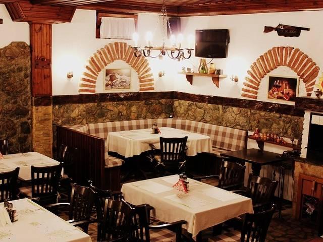 Ресторант Русские блины Галерия #6