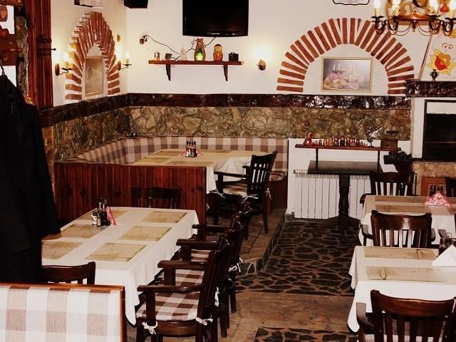 Ресторант Русские блины Галерия #7