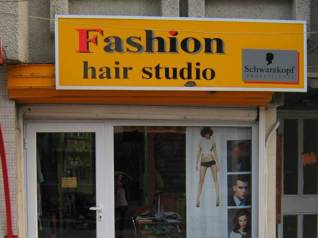 Fashion hair studio Schwarzkopf Галерия #7