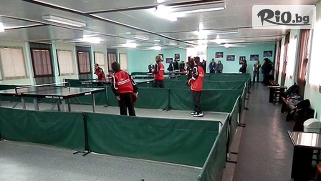 Тенис зала Тракия Галерия #7