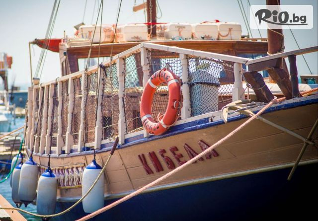 Яхта Кибела Галерия #3