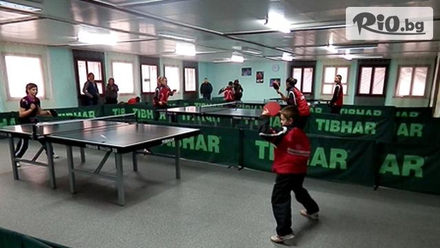 Тенис зала Тракия Галерия #8