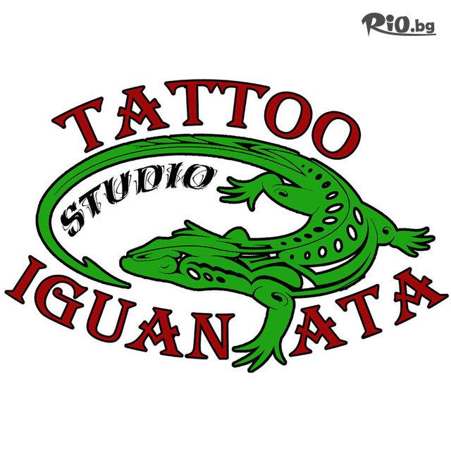 Tattoo Studio Iguanata  Галерия #8