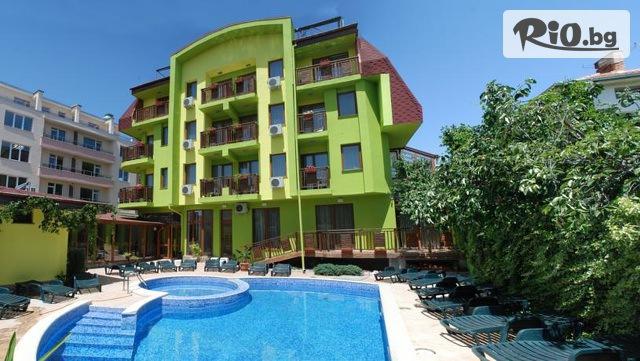 Хотел Грийн Галерия #1