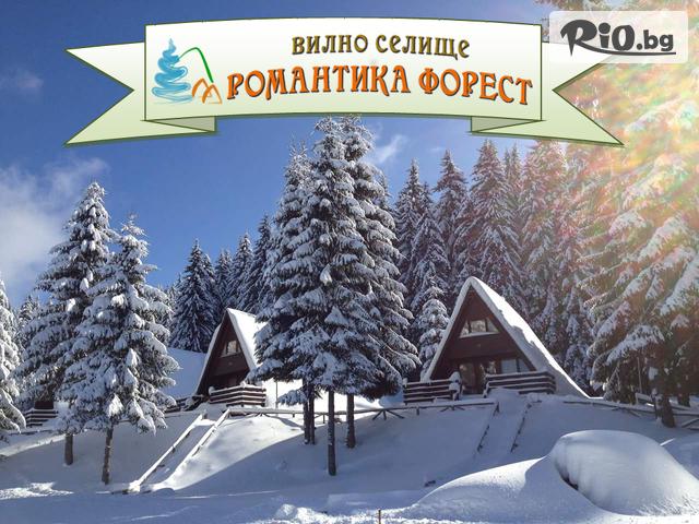 Вилно селище Романтика Форест Галерия #1
