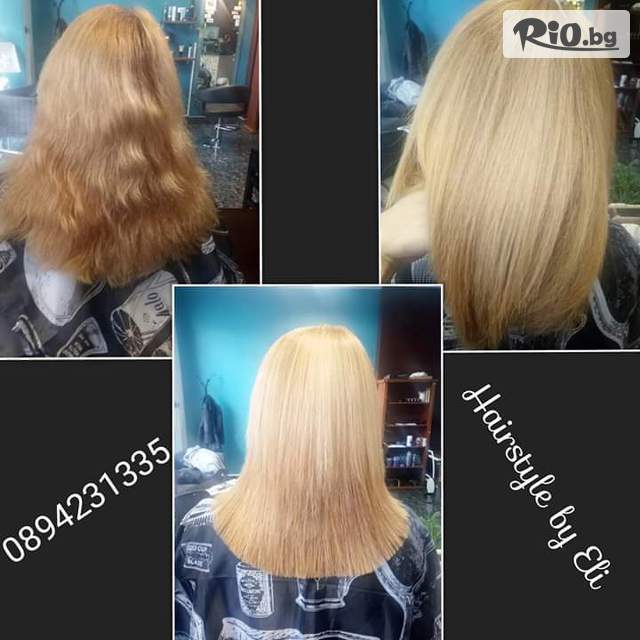 Hairstyle by Elitsa Галерия #5