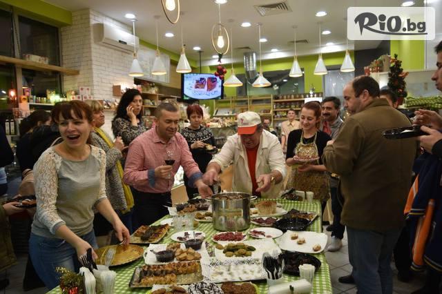 Ресторант Здраветворно Галерия #4