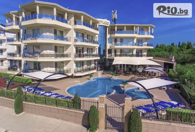Семеен хотел Адена 3* Галерия снимка №1