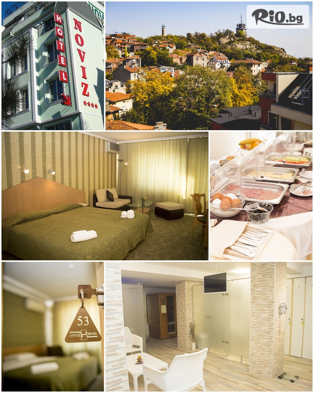 Хотел Новиз 4* Галерия #16