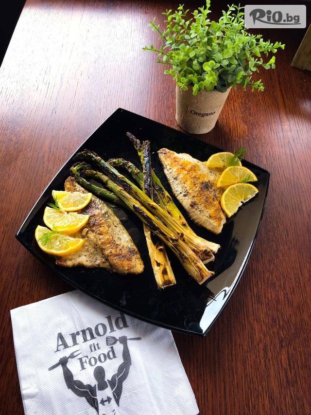 Ресторант Arnold Food Галерия #3